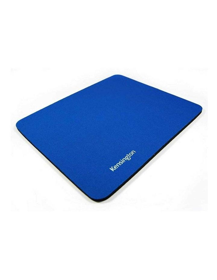 Basic Mouse Pad Mat Mousepad for PC/Laptop Desktop Computer Blue image 1