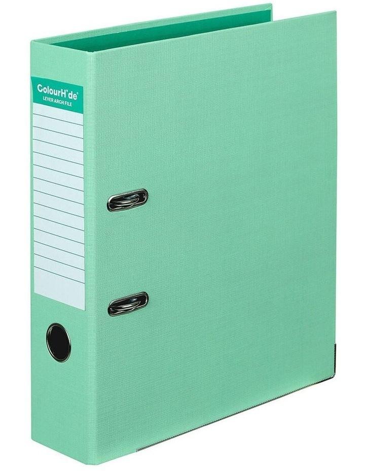 A4 75mm 375 Sheets Lever Arch Folder/Binder File Organiser Office MT image 1
