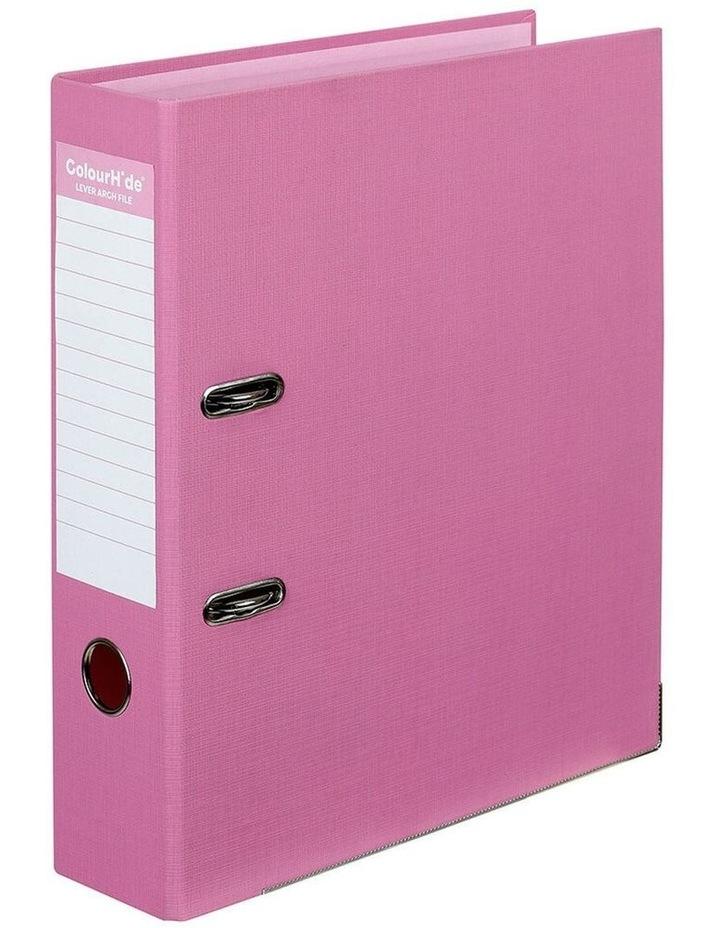 A4 75mm 375 Sheets Lever Arch Folder/Binder File Organiser Office PK image 1