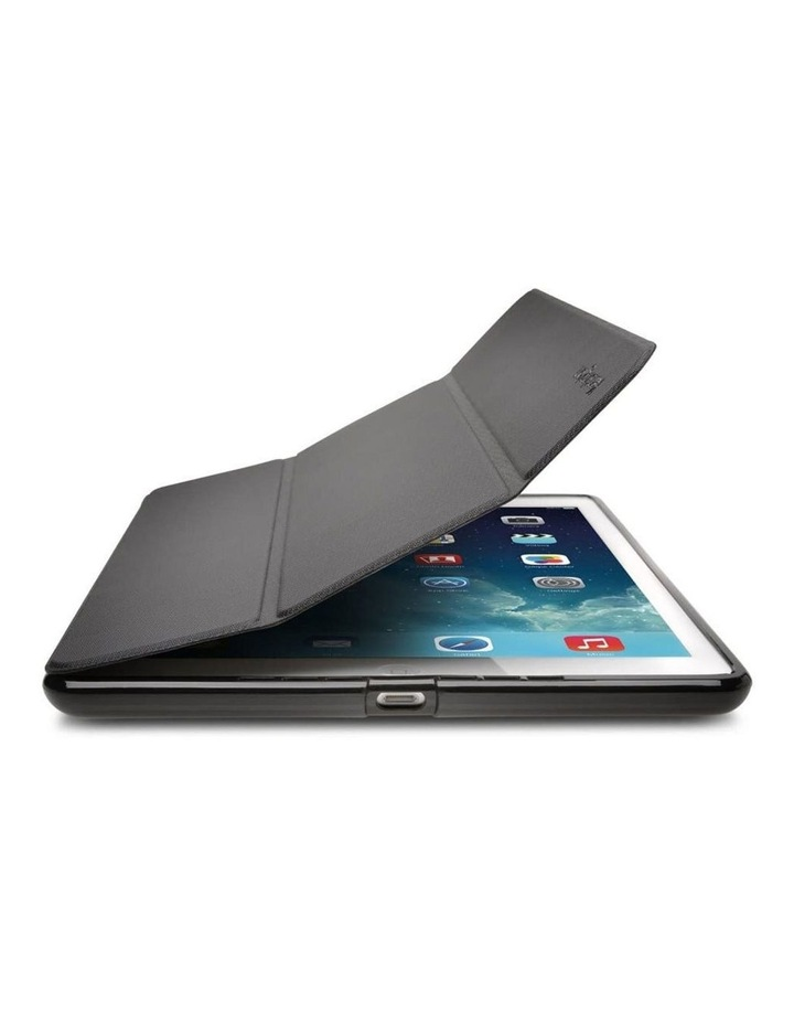 Comercio Folio Heavy Duty Cover for iPad Air Flip Stand Case Black image 2