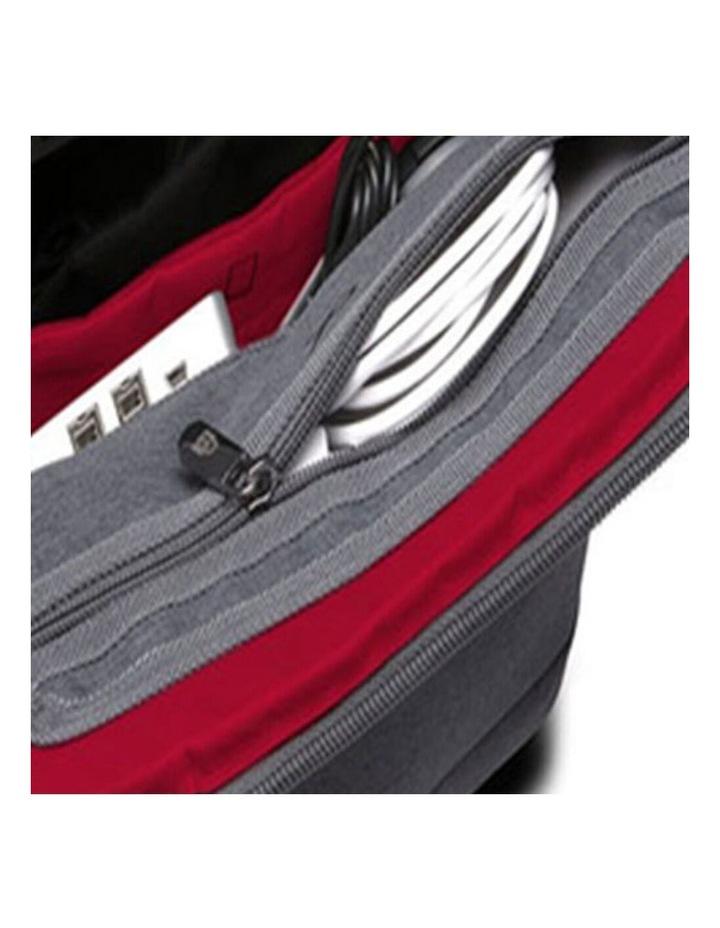15.6in Laptop/Notebook/10in Tablet Backpack/Ergonomic Back/Case/Bag image 6