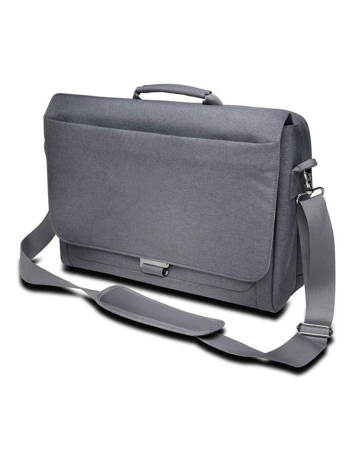 """LM340 Shoulder Messenger Bag 14.4""""/36.6cm Laptop/10"""" Tablet Grey image 1"""