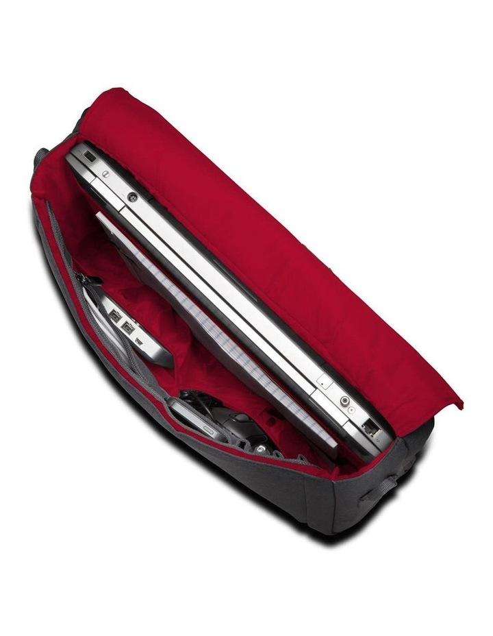 """LM340 Shoulder Messenger Bag 14.4""""/36.6cm Laptop/10"""" Tablet Grey image 2"""