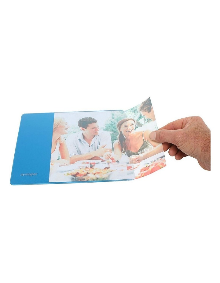 Ultra Thin Mouse Pad w/Custom Picture Insert/Window For PC/Laptop image 1