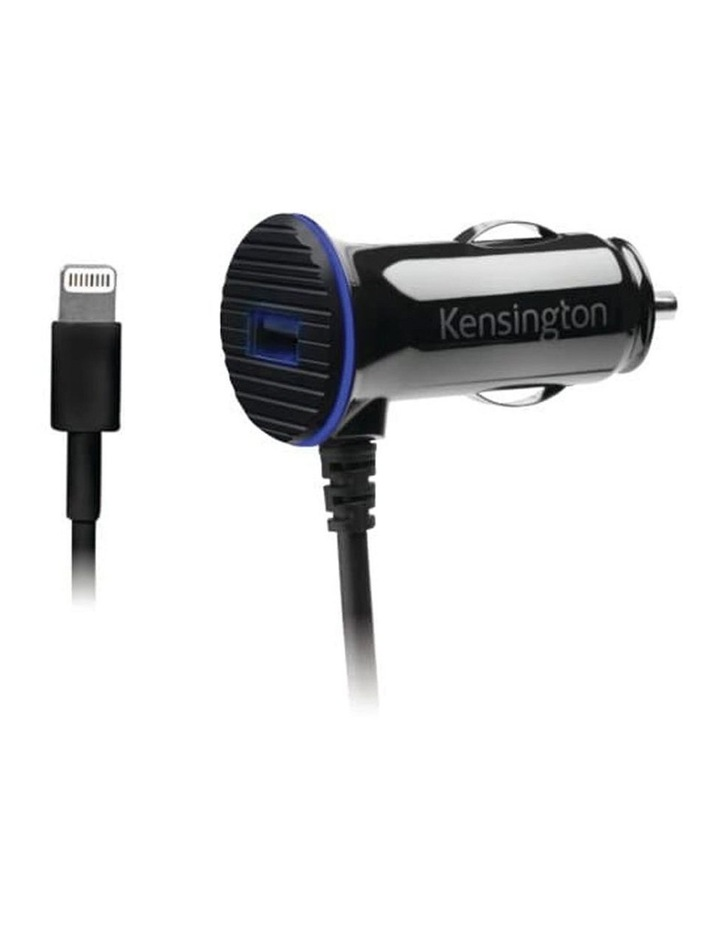 PowerBolt 3.4A Dual USB Car Charger Lightning Cable fr iPhone/Apple image 1