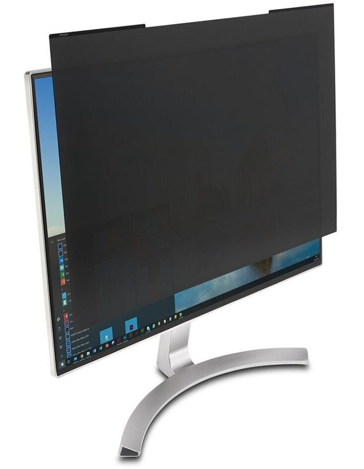 """Magnetic Privacy Screen Protector Guard for PC 27"""" Desktop/Monitor image 1"""