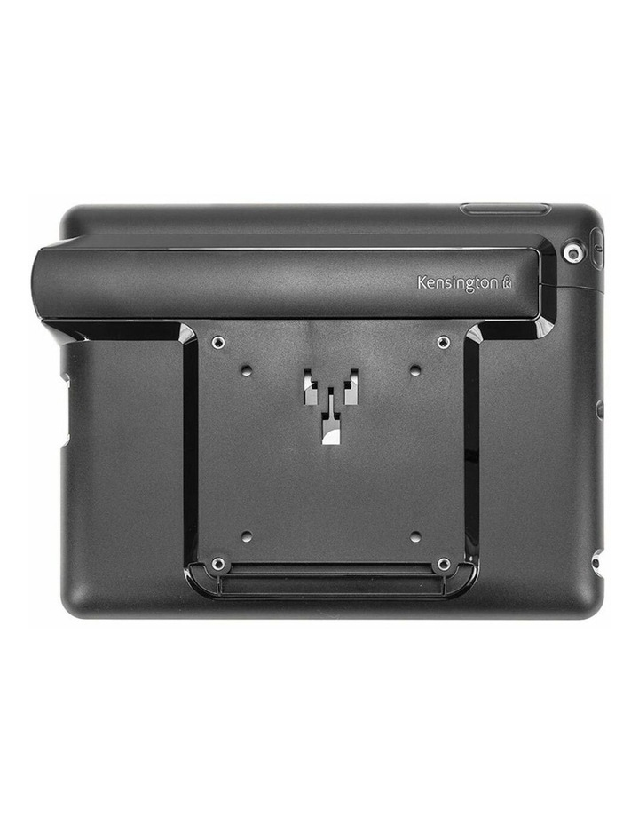 Mountable Security Enclosure Case Protective Cover for iPad 2/3/4 BLK image 2