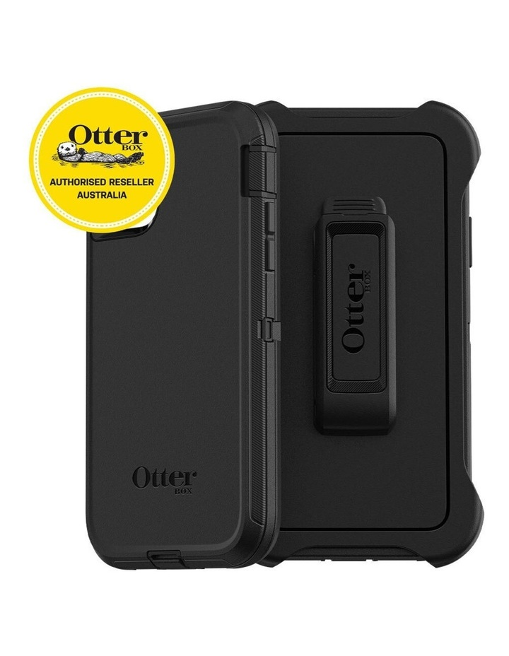 Defender Case Mobile Protective Rugged Cover for Apple iPhone 11 Black image 3