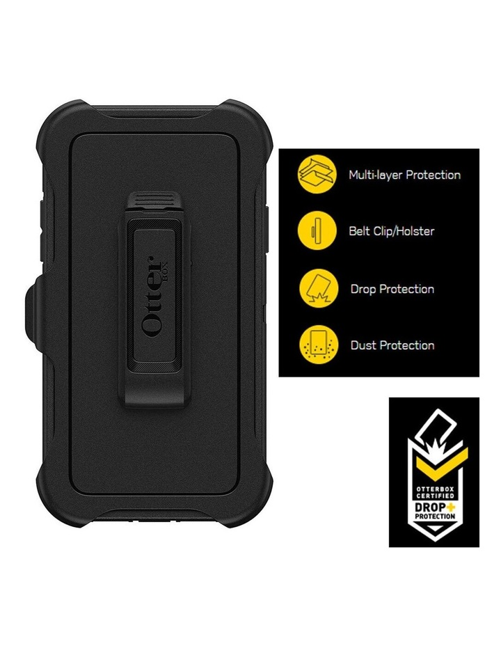 Defender Case Mobile Protective Rugged Cover for Apple iPhone 11 Black image 5