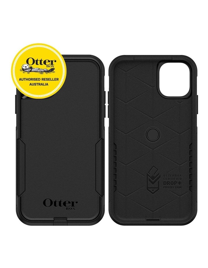 Commuter Case Protective Mobile Rubber Cover for Apple iPhone 11 Black image 2