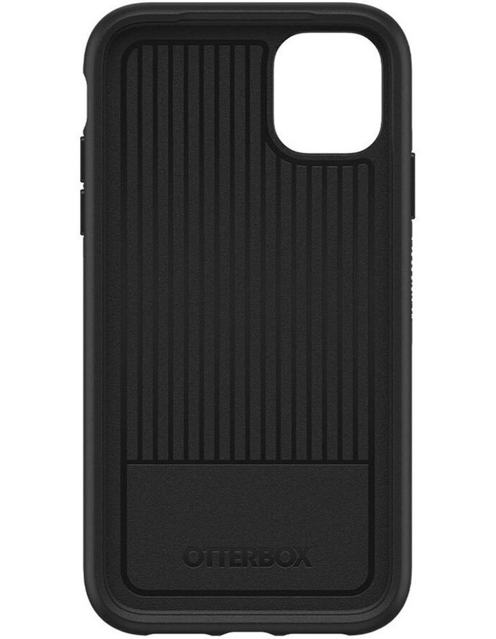 Symmetry Case Protective Mobile Rubber Cover for Apple iPhone 11 Black image 5