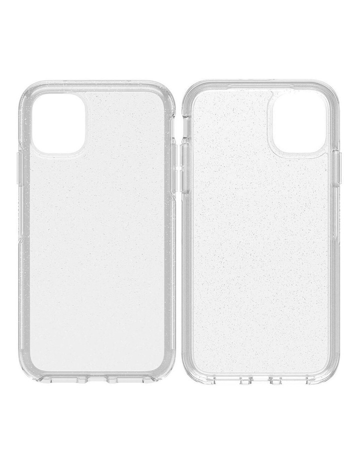Symmetry Slim Clear Case Protective Cover for Apple iPhone 11 Stardust image 1