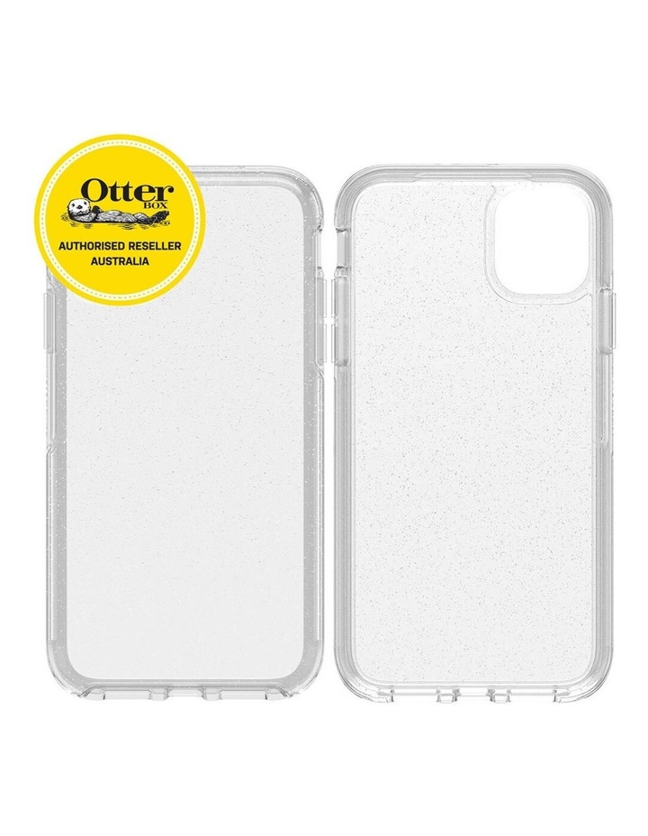Symmetry Slim Clear Case Protective Cover for Apple iPhone 11 Stardust image 2