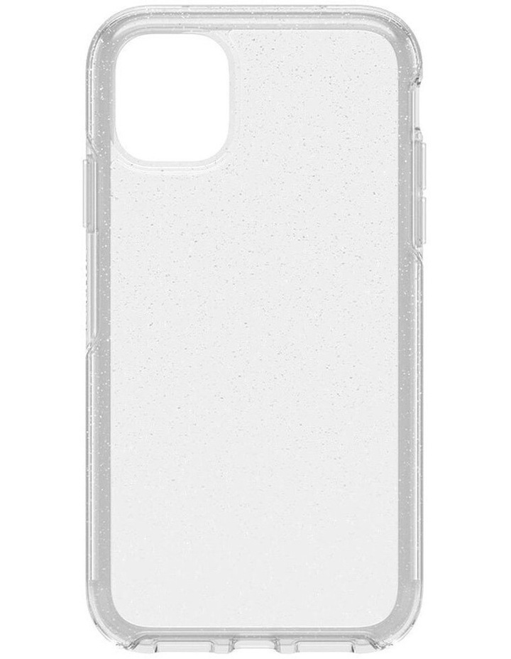 Symmetry Slim Clear Case Protective Cover for Apple iPhone 11 Stardust image 4