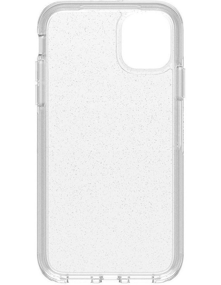 Symmetry Slim Clear Case Protective Cover for Apple iPhone 11 Stardust image 5