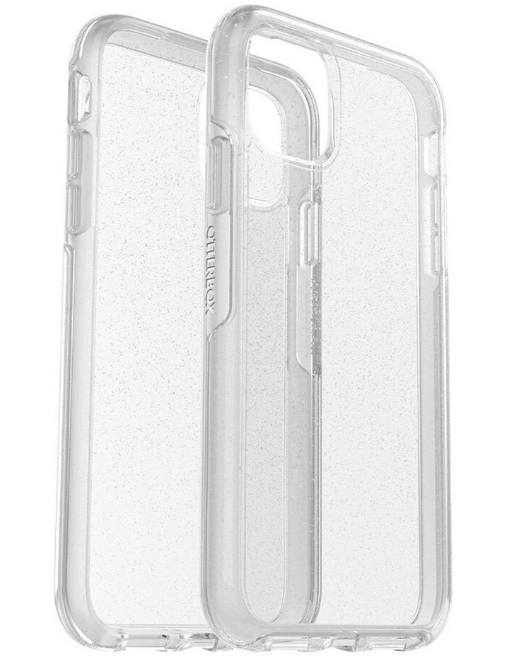 Symmetry Slim Clear Case Protective Cover for Apple iPhone 11 Stardust image 6
