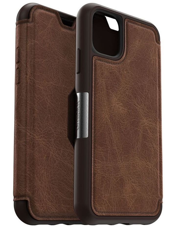 Strada Case Drop Protective Mobile Cover for Apple iPhone 11 Espresso image 1