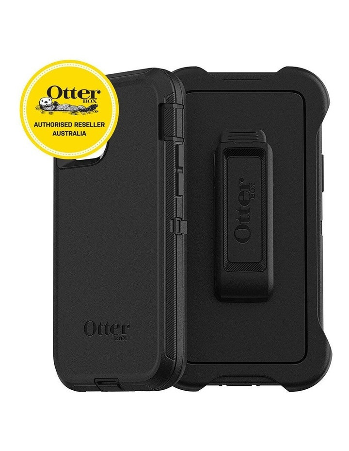 Defender Case Mobile Protective Rugged Cover for Apple iPhone 11 Pro BK image 2