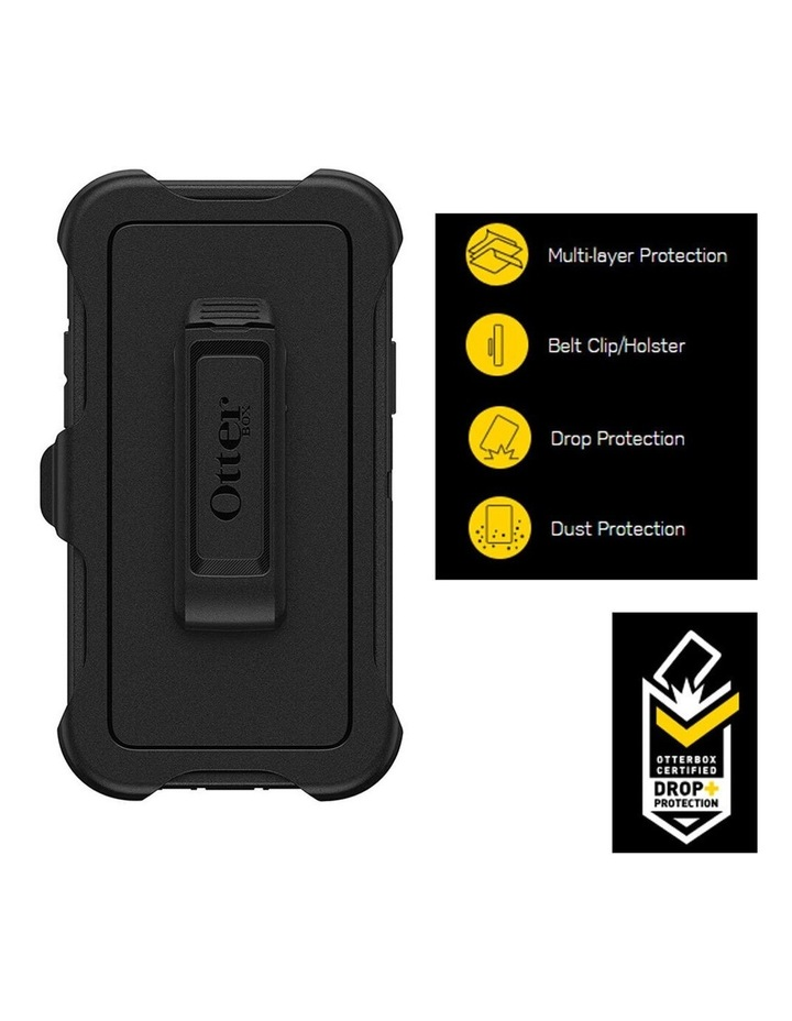 Defender Case Mobile Protective Rugged Cover for Apple iPhone 11 Pro BK image 4