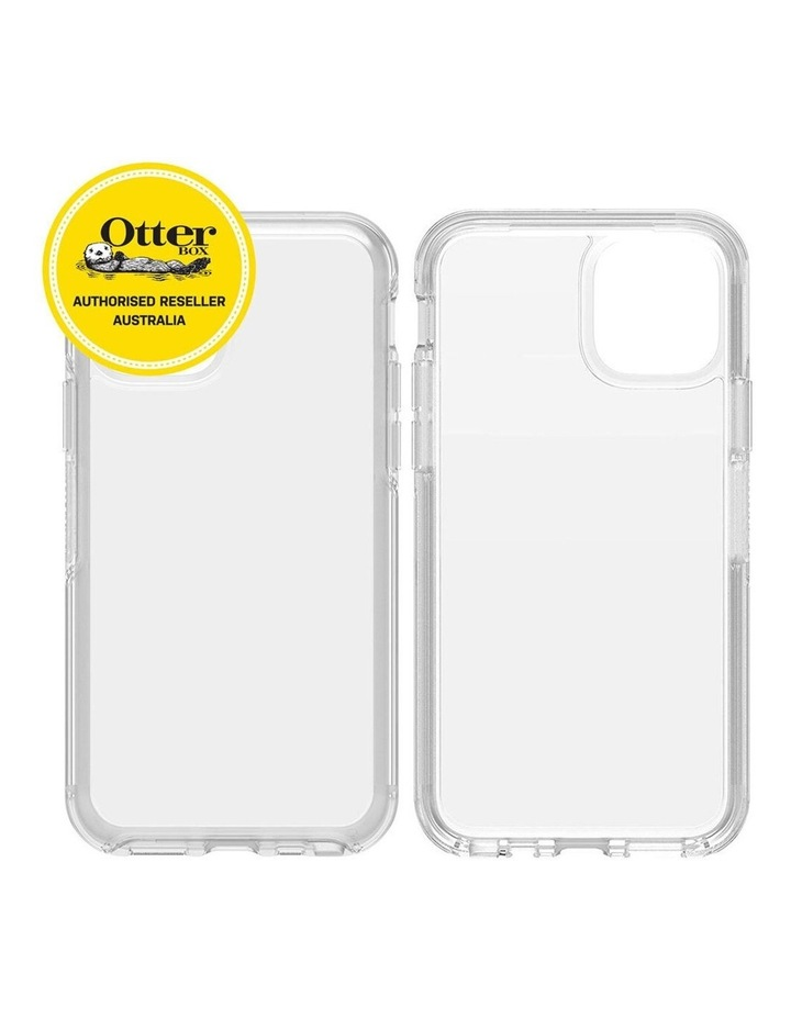 Symmetry Case Protective Ultra Slim Cover for Apple iPhone 11 Pro Clear image 2