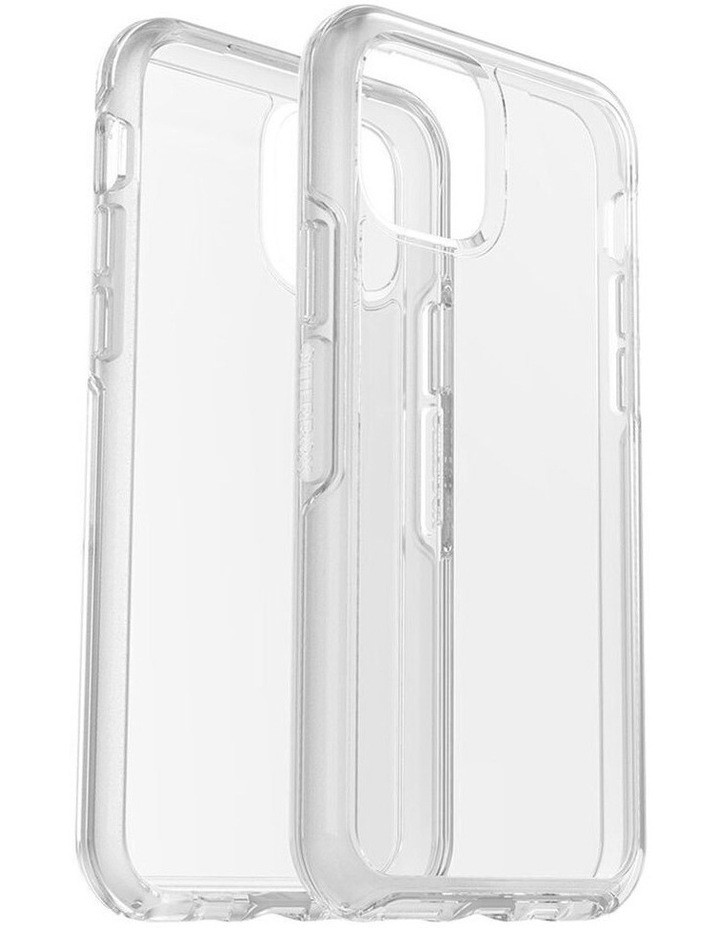 Symmetry Case Protective Ultra Slim Cover for Apple iPhone 11 Pro Clear image 6