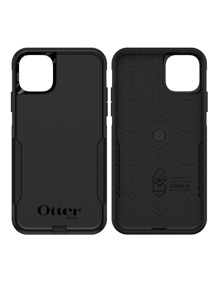 Commuter Case Mobile Protective Cover for Apple iPhone 11 Pro Max Black image 1