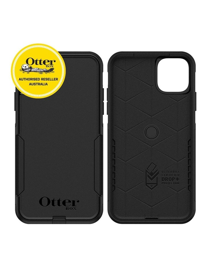 Commuter Case Mobile Protective Cover for Apple iPhone 11 Pro Max Black image 2