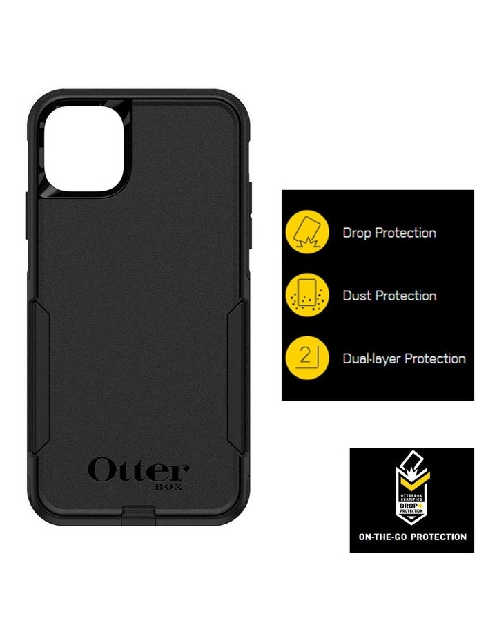 Commuter Case Mobile Protective Cover for Apple iPhone 11 Pro Max Black image 4
