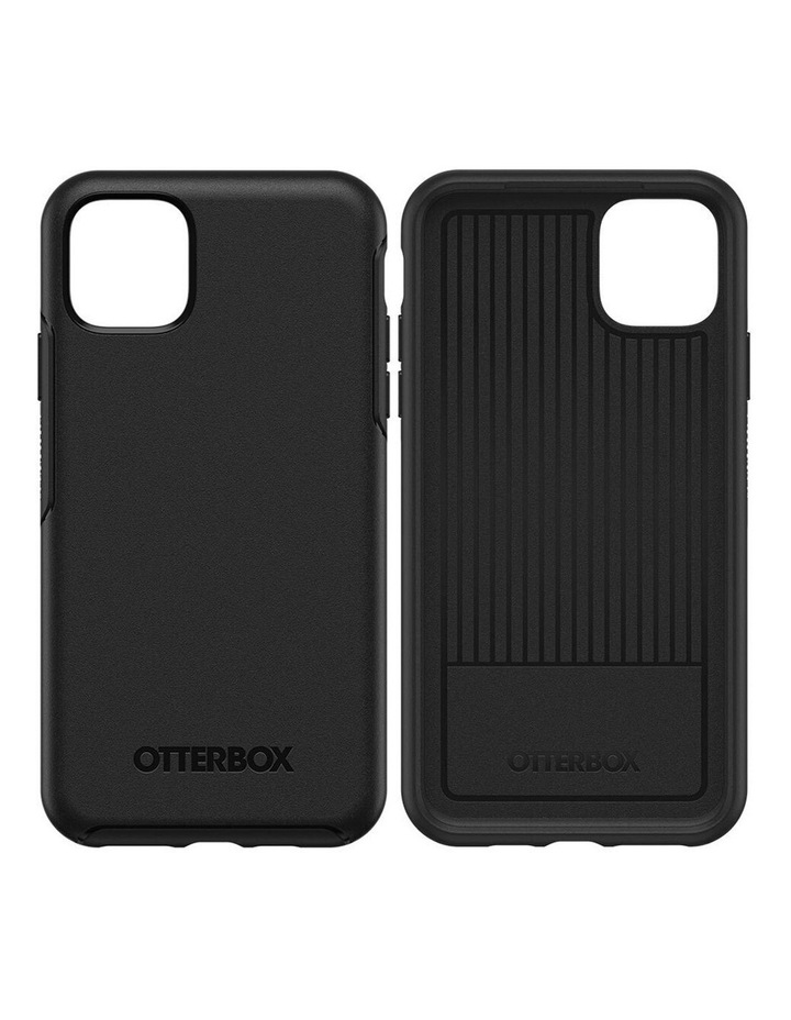Symmetry Case Mobile Protective Cover for Apple iPhone 11 Pro Max Black image 1