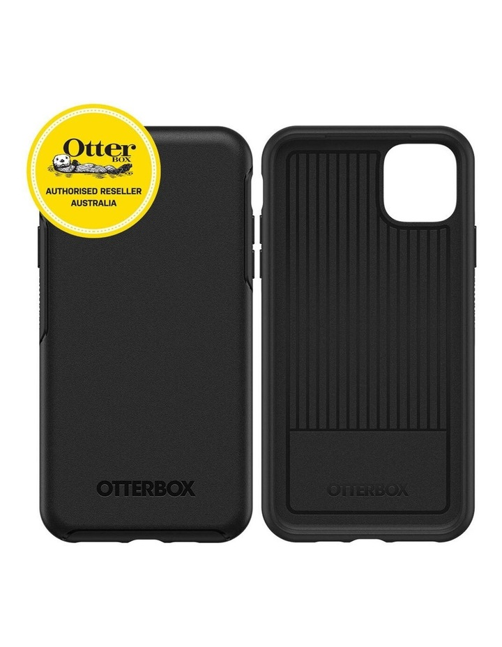 Symmetry Case Mobile Protective Cover for Apple iPhone 11 Pro Max Black image 2