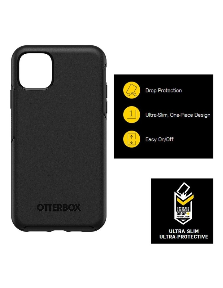 Symmetry Case Mobile Protective Cover for Apple iPhone 11 Pro Max Black image 4