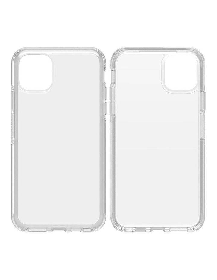 Symmetry Case Mobile Protective Cover for Apple iPhone 11 Pro Max Clear image 1