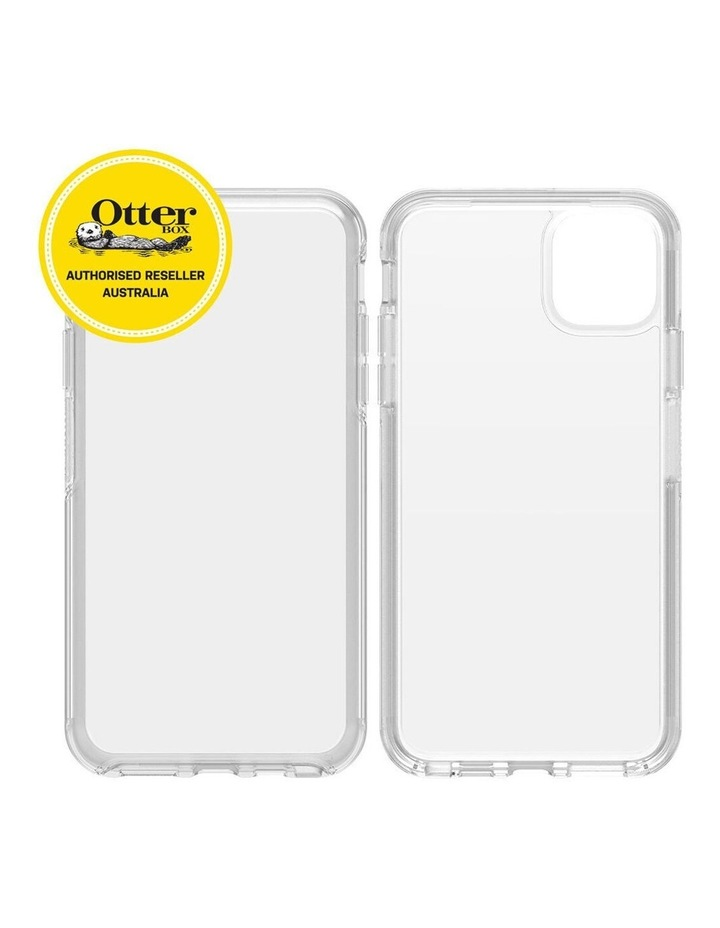 Symmetry Case Mobile Protective Cover for Apple iPhone 11 Pro Max Clear image 2
