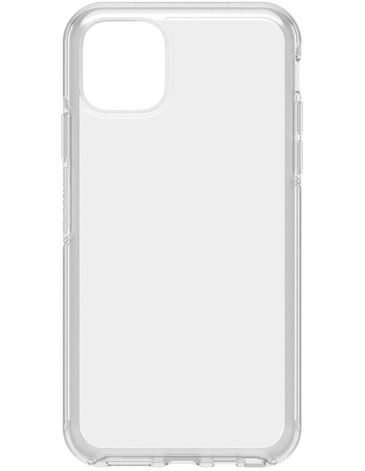 Symmetry Case Mobile Protective Cover for Apple iPhone 11 Pro Max Clear image 4