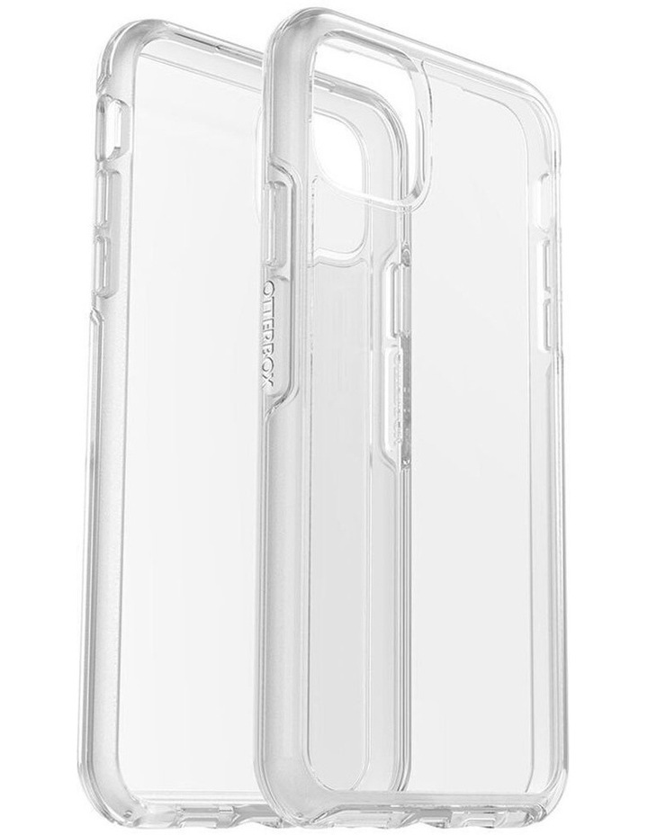 Symmetry Case Mobile Protective Cover for Apple iPhone 11 Pro Max Clear image 6