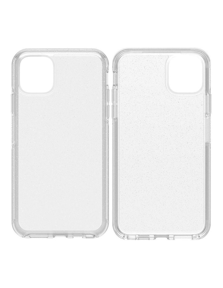 Symmetry Clear Case Mobile Cover for Apple iPhone 11 Pro Max Stardust image 1