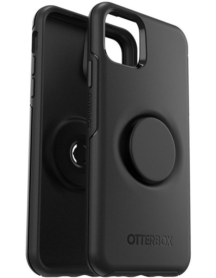 Otter   Pop Holder Symmetry Case Cover for Apple iPhone 11 Pro Max BLK image 1