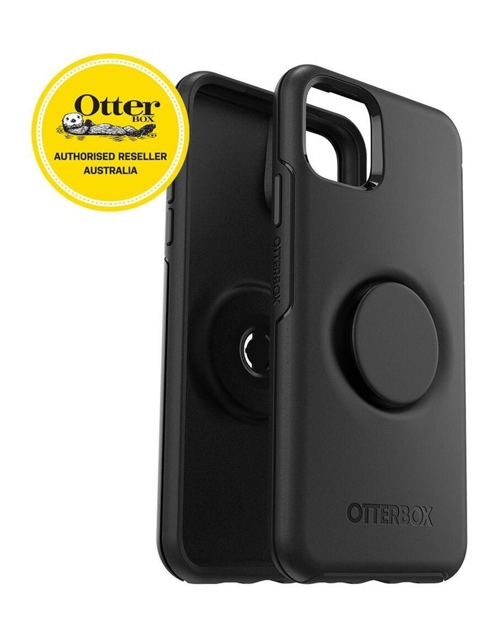 Otter   Pop Holder Symmetry Case Cover for Apple iPhone 11 Pro Max BLK image 3