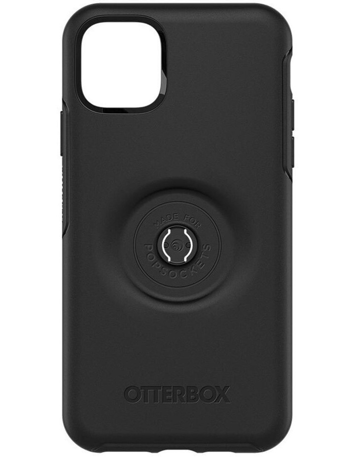 Otter   Pop Holder Symmetry Case Cover for Apple iPhone 11 Pro Max BLK image 6
