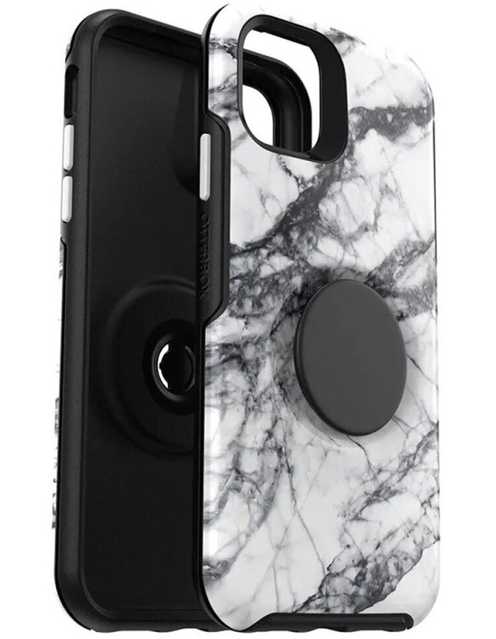 Otter Pop Symmetry Drop Proof Case w/Pop Grip for iPhone 11 Pro White image 1