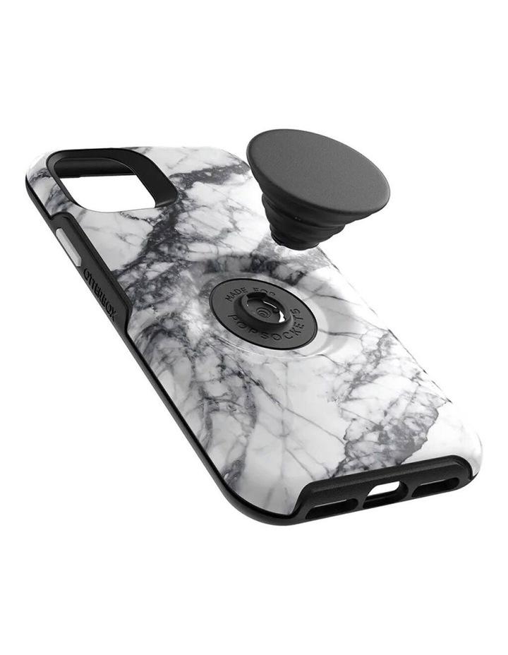 Otter Pop Symmetry Drop Proof Case w/Pop Grip for iPhone 11 Pro White image 2