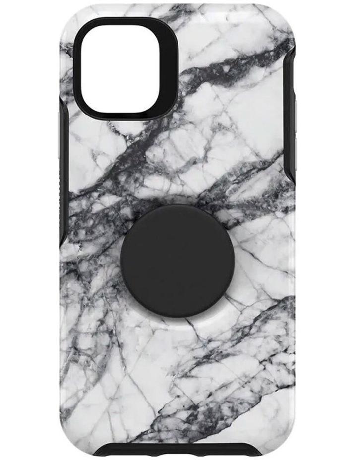 Otter Pop Symmetry Drop Proof Case w/Pop Grip for iPhone 11 Pro White image 4