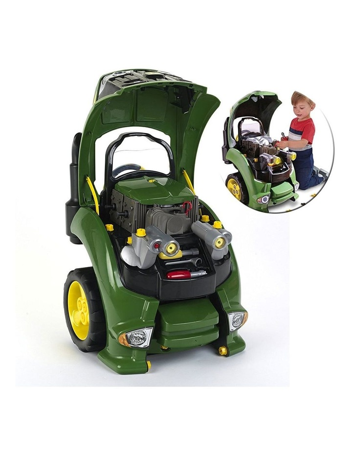 Service Tractor Engine Farm Vehicle Toy/Kids/Play w/ Lights/Sounds image 2