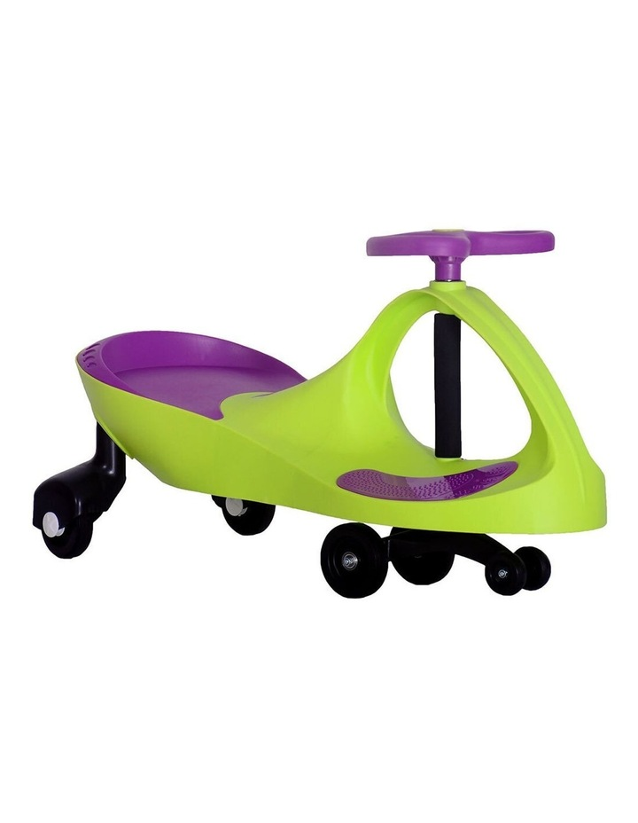 Pedal-free Ride-on Swing/Scooter Slider Car for Kids/Children 3y  Green image 1