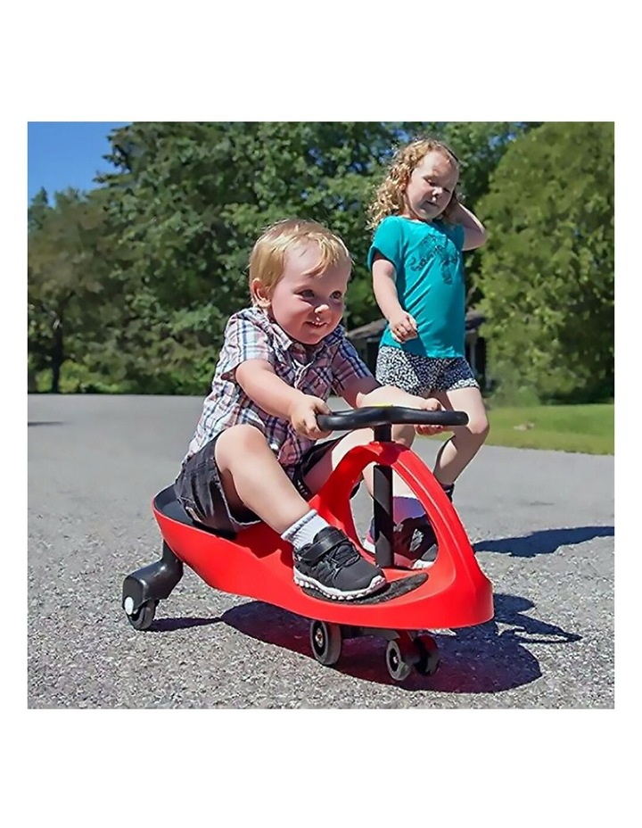 Pedal-free Ride-on Swing/Scooter Slider Car for Kids/Children 3y  Green image 3