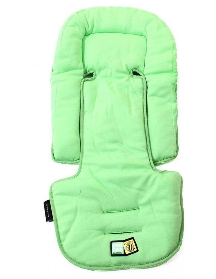 Allsorts Pram Stroller Car Seat Pad Infant/Baby Head/Body Support Green image 1