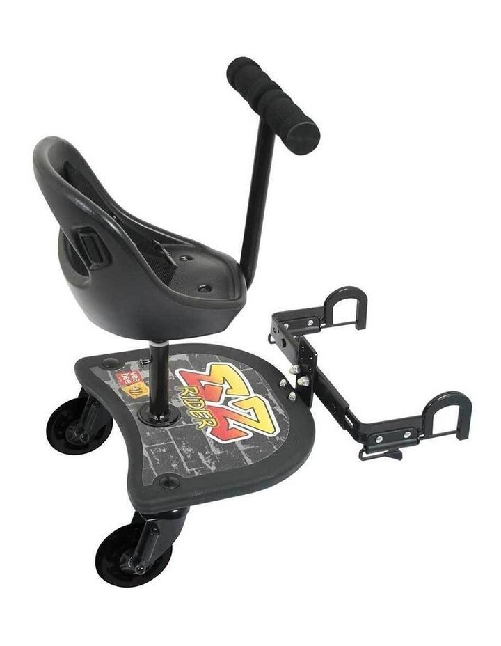 EZ Rider Stand/Sit Toddler Tandem Seat Board Connector for Stroller/Pram image 1