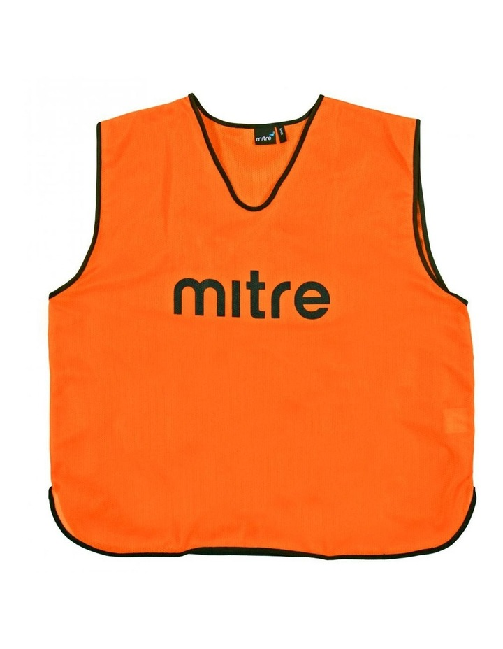 XXL Adults Running/Soccer/Rugby/Basketball Sports Vest Training Bibs ORG image 1