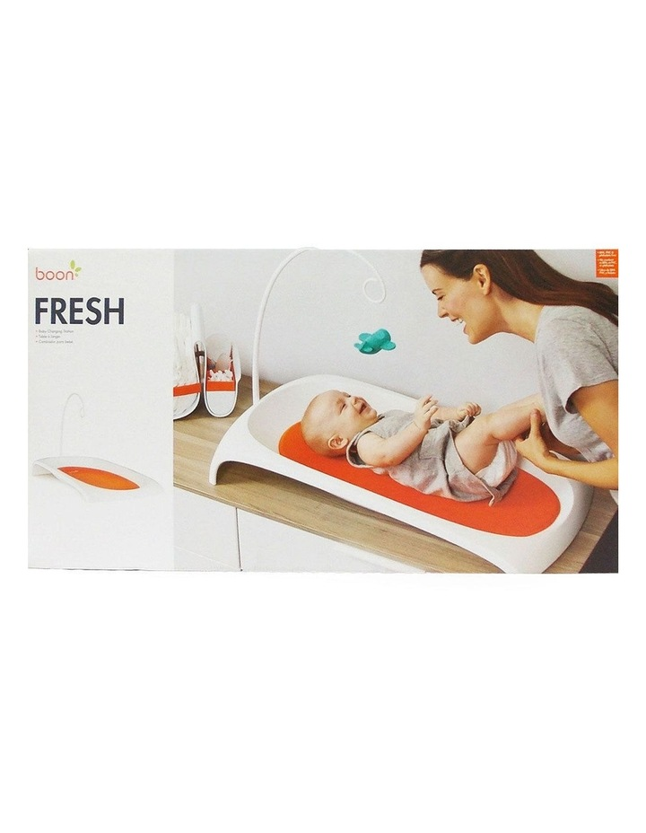 Fresh Changing Station Baby/Infant Contour Change Area with Toy Arm/Foam Pad image 4