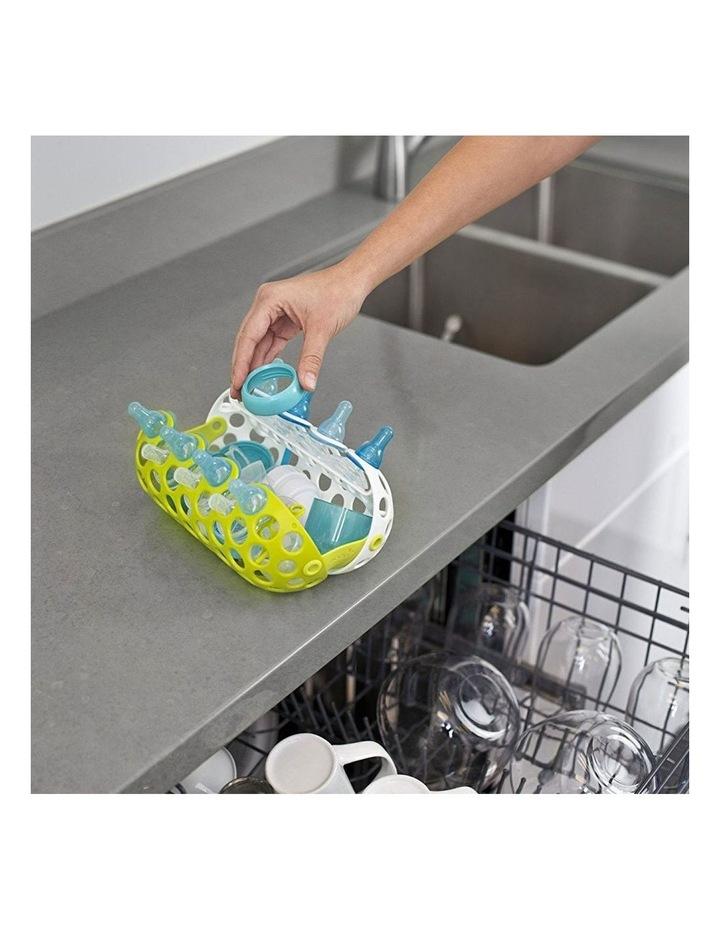 Dishwasher Basket/Clutch for Infant/Baby/Toddler Feeding Bottle/Sippy Cup image 3